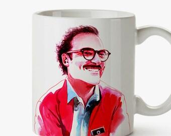 Her Spike Jonze movie mug