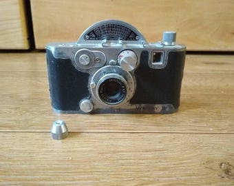 Old Vintage Camera Mercury 2.