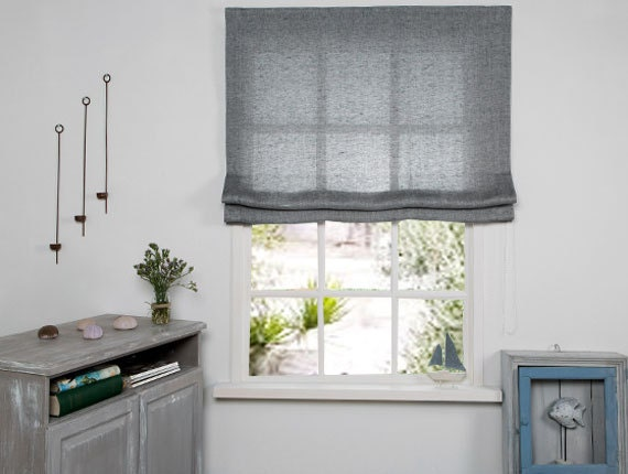 home best collection roman with sheer blinds on only decor shades ideas linen decorating in