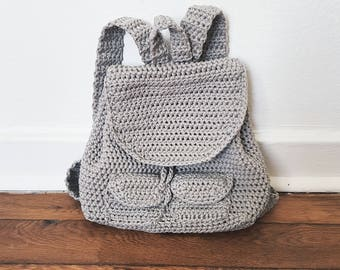 The Little Backpack Crochet Pattern