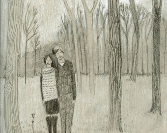 We Are Tall Trees -- PRINT