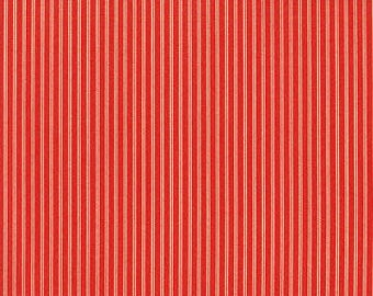 Anns Arbor Red 14849 11 - Moda Fabrics 100% Cotton Quilting Fabric by Minick and Simpson
