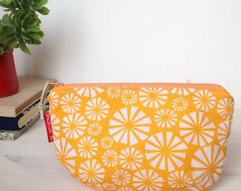 Small clutch bag-make up bag Cosmetic bag cosmetic make up bag