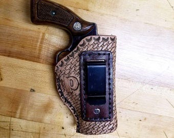 Pocket holsters made to order
