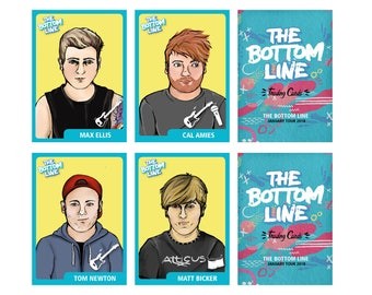 The Bottom Line Trading Cards