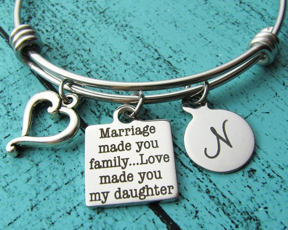 Wedding Gifts For Stepmom: Daughter In Law Gift From Mother Of Groom Step Daughter