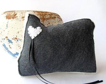 Customizable Oregon State Ring Bearer Pillow for Wedding