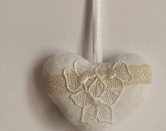 Heart decorative wedding