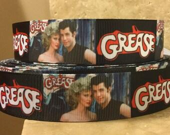 5 YDS Grease Ribbon