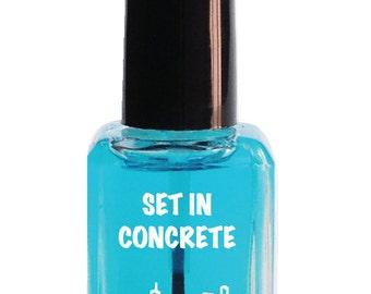 Set in Concrete- Base Coat