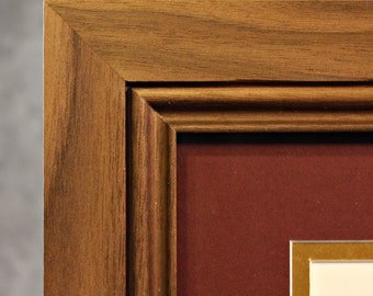 Walnut,  Diploma Frame, Home office, College