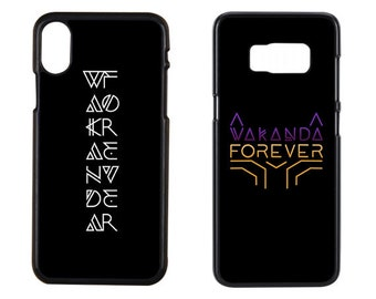 coque iphone 8 wakanda