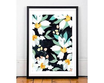 Anemone A4 Giclee Print