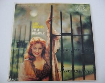 Gail Robbins - I'm A Dreamer - Circa 1958