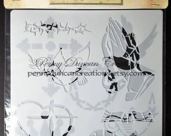 Christian Symbols - Large