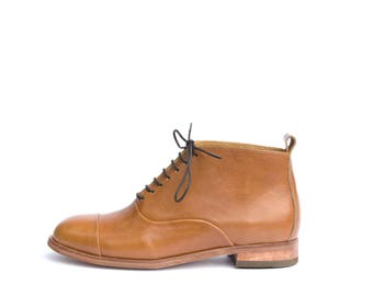 Oxford Shoes Whisky