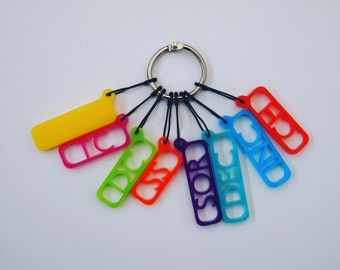 Crochet  stitch markers