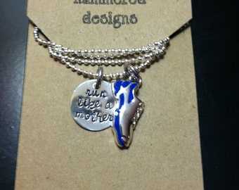 Mother Runner Necklace