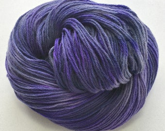 Extra Fine Merino DK Weight-Getting Shadey With Gray