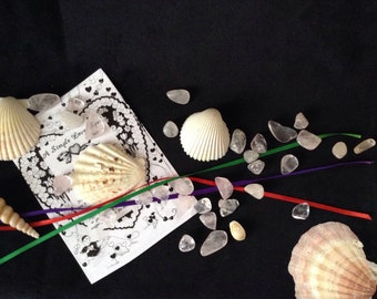 Simple Knotted Love Spell Kit