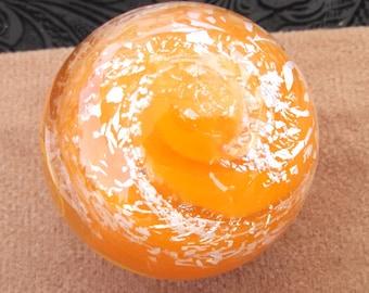 Orange Galaxy arble