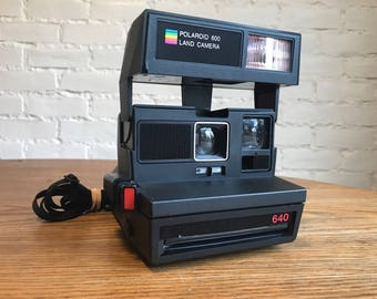 Polaroid 640 Land Camera