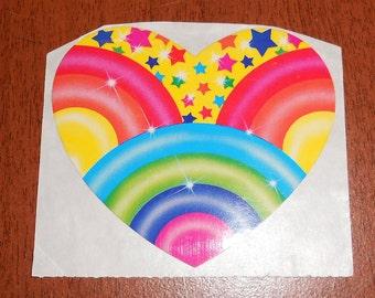 Vintage Lisa Frank Sticker