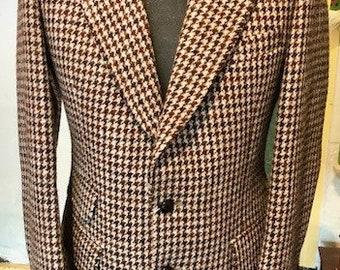 Original 1970's Harris Tweed Jacket