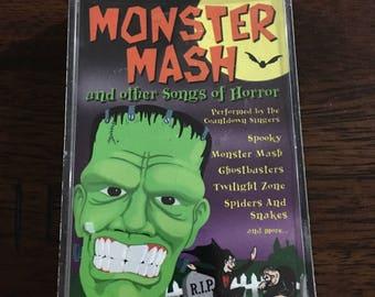 Monster Mash Cassette Tape