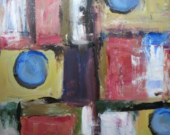 Original Abstract Painting by Cheryl Ratcliff