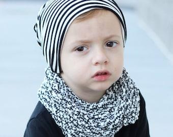 Baby girl infinity scarf / Toddler girl infinity scarf / Kids infinity scarf/ Baby boy scarf / Baby scarf / Cool baby boy / Hipster boy
