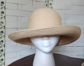 Vintage Capplli Straw Hat