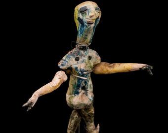 Bird Of Prey figurine
