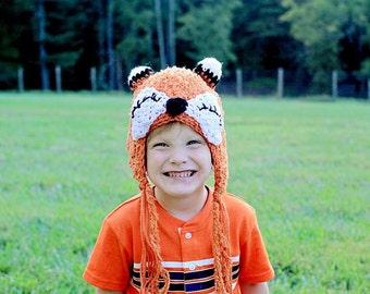 Fun fur fox Hat
