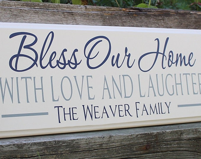 Personalized Family Sign - TaylorSigns