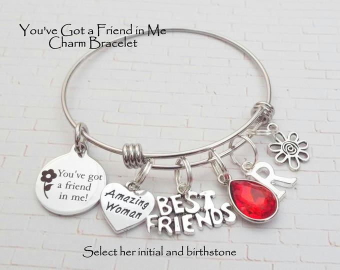 Best Friend Gift, Gift for Best Friend, Friendship Gift, Friendship Jewelry, Christmas Gift for Girl, Gift for Her, Personalized Gift, BFF