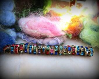 Bead, Rhinestones, Jewelry Supplies,  Destash, Sewing, Accessories