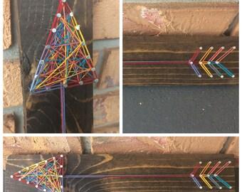 Arrow String Art
