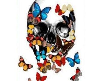 Skull - diamond painting kits
