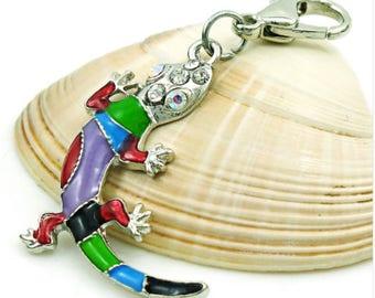 Lizard Charms pendant
