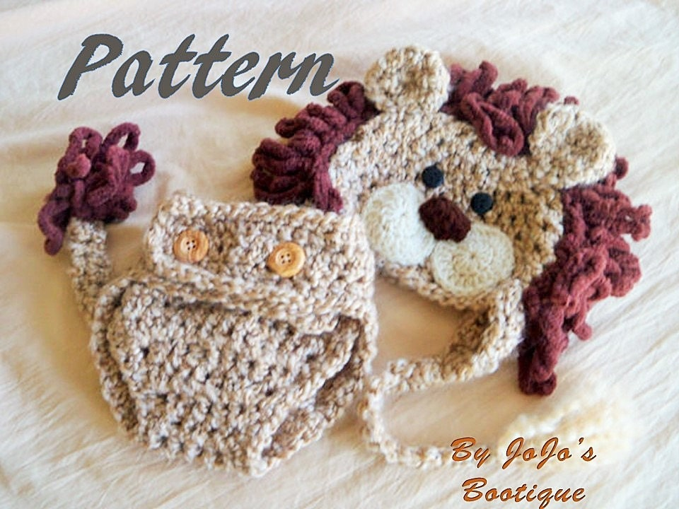 Awesome Free Crochet Lion Hat Pattern Ideas Sewing Pattern Dress