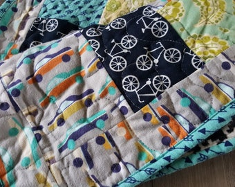 Baby boy quilt/baby boy flannel quilt/baby boy minky quilt/baby boy minky blanket/baby boy flannel blanket/ baby boy crib quilt