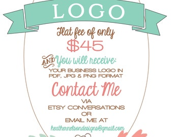 Customized Business Logo