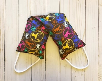 Scented Rice Filled Heating Bag//Microwave Shoulder Wrap with Handles//Aromatherapy/Migraines/Essential Oil Scented/Cold Pack/Heating Pad