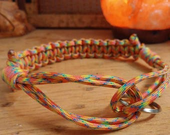 Paracord Adjustable Knotted Collar