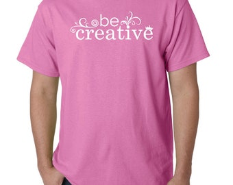 Be Creative Azalea T-Shirt
