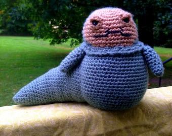 Jabba the Hutt Amigurumi