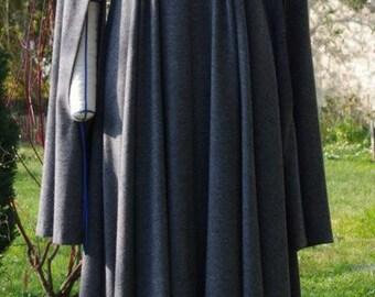 Historical costume cloak (model D) Medieval middle ages
