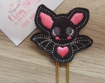Bat Paper Clip