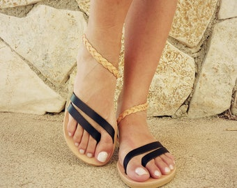 Greek sandals,leather sandals, Summer Sandals,Womens leather sandals